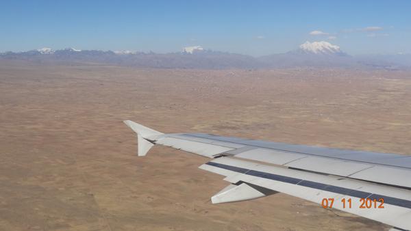 Aaller Centre Ville Aeroport La Paz